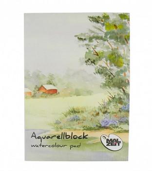 Blok na akvarel Malzeit A4, 10 listů