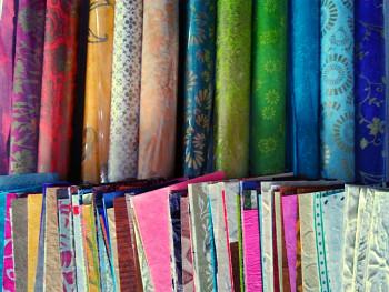 Sady ruční nepálský papír – 16 variant