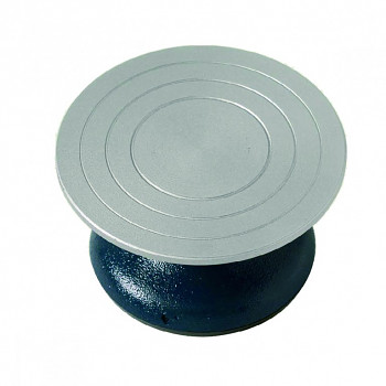 Točna na keramickou hlínu 18cm kovová