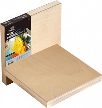 Dřevěná 3D deska 23mm – různé velikosti