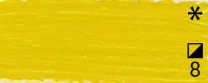 Olejová barva Renesans 20ml – 08 Ultramarin žlutý