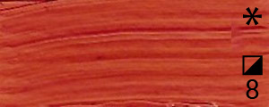 Olejová barva Renesans 20ml – 18 Rumělka přírodní