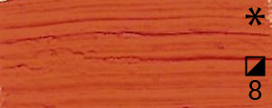 Olejová barva Renesans 20ml – 19 Červeň saturnová
