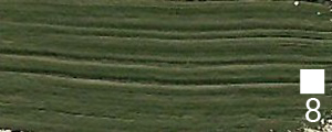 Olejová barva Renesans 20ml – 44 Zem zelená Verona