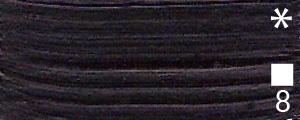 Olejová barva Renesans 20ml – 50 Černá