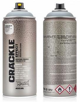 Montana Crackle effect 400ml - černý