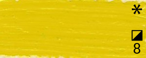Olejová barva Renesans 60ml – 08 Ultramarin žlutý