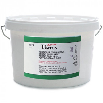 Olejová barva Umton 2500ml – 90 barev