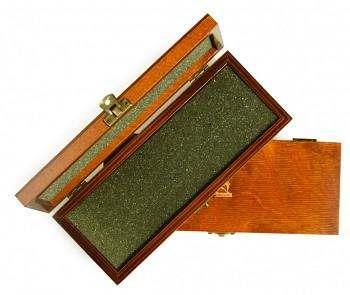 Dřevěná kazeta pro pastely 19ks