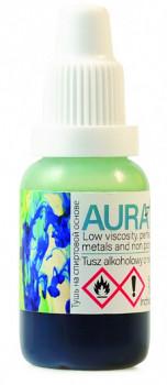 Inkoust Aura na alkoholové bázi 15ml – 18 barev