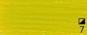 Olejová barva Renesans 140ml – 07 Žluť zinková