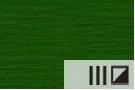 Olejová barva Renesans Blur 200ml – 26 Zeleň cinnabar tmavá