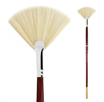 Štětec Extra fine Bristle vějíř 55 – vyberte velikosti