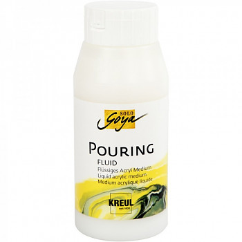 Pouring fluid medium Solo Goya 750ml