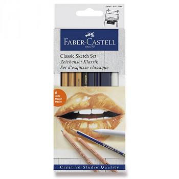 Kreslířská sada Faber-Castell Sketch