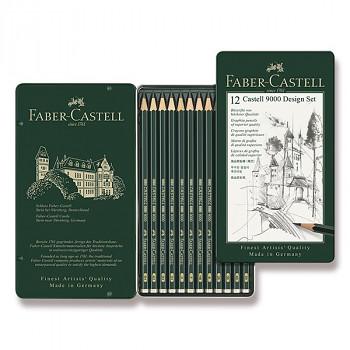 Sada tužek Faber-Castell 12ks v krabičce
