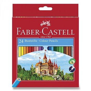 Pastelky Faber-Castell 24 barev