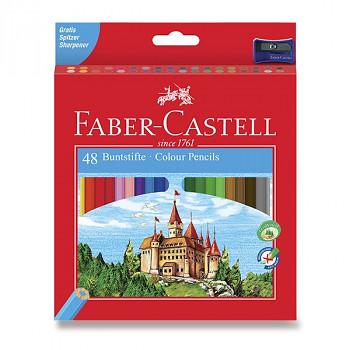 Pastelky Faber-Castell 48 barev