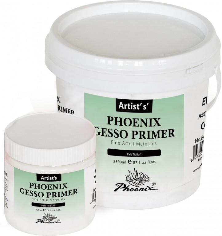 Akrylový šeps bílý 2,5l Phoenix