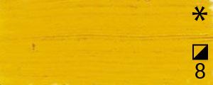 Olejová barva Renesans 500ml – 10 Žluť kadmiová střední