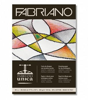 Blok Fabriano Unica A4 250g