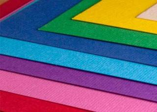 Barevný papír CartaCrea 35x50cm – všechny odstíny