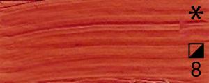 Olejová barva Renesans 500ml – 18 Rumělka přírodní