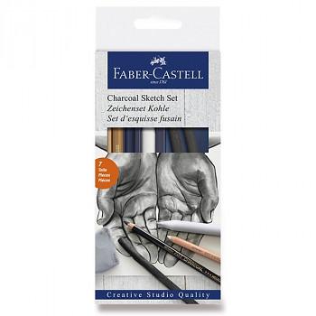Kreslířská sada Faber-Castell Charcoal