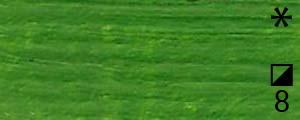 Olejová barva Renesans 500ml – 37 Zeleň tmavá