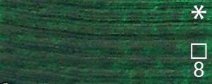 Olejová barva Renesans 500ml – 40 Zeleň smaragdová