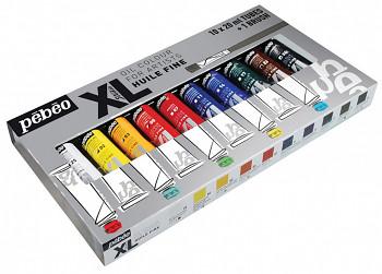 Sada olejových barev XL 10x20ml