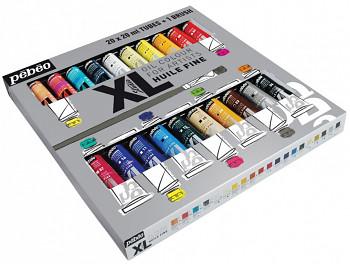 Sada olejových barev XL 20x20ml