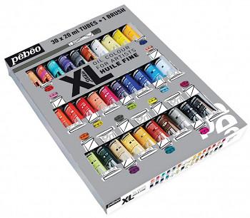 Sada olejových barev XL 30x20ml