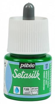 Barvy na hedvábí Setasilk 45ml – všechny odstíny