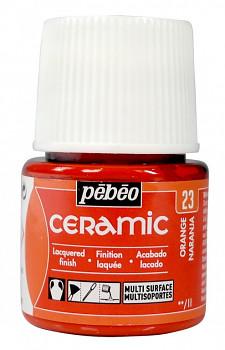 Nevypalovací barva na keramiku Ceramic 45ml – vyberte odstíny