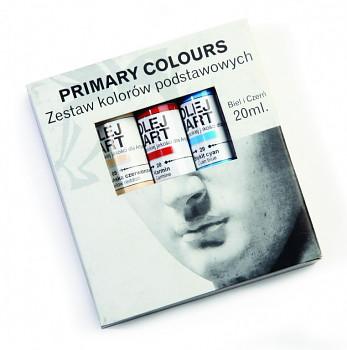 Sada olejových barev Renesans 5x20ml