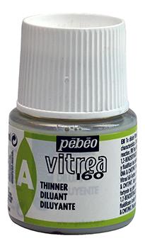 Ředítko barev Vitrea 160 na sklo 45ml
