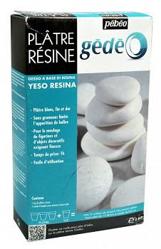 Gédéo Resin plaster - pryskyřičná sádra 1Kg