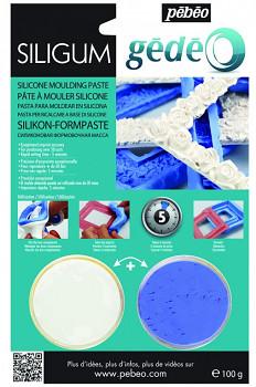 Siligum 100g - silikonová hmota na formy