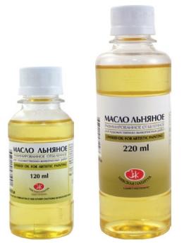 Lněný olej rafinovaný NP 120ml