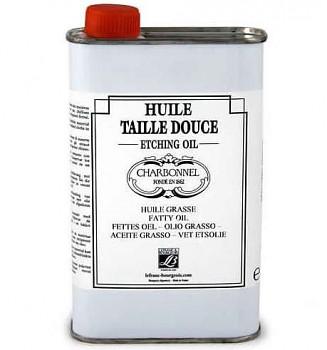Grafický olej Charbonnel jemný 500ml