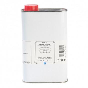 Grafický olej Charbonnel hustý 500ml