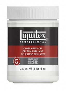 Strukturovací gel Liquitex 237ml lesklý