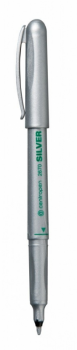 Stříbrný marker Centropen