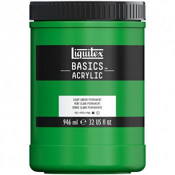 Akrylová barva Liquitex Basics 946ml – základní odstíny