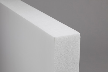 Pěnový blok bílý 293x395x50mm
