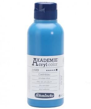 Akrylová barva Schmincke Akademie 250ml – všechny odstíny