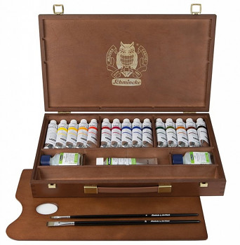 Luxusní sada akrylových barev Primacryl 15x35ml v kufříku