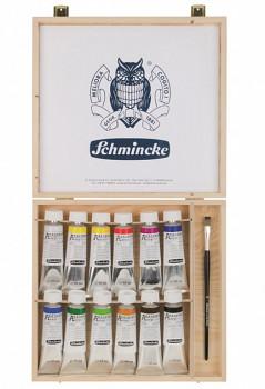 Dárkový set akrylových barev Akademie 12x60ml