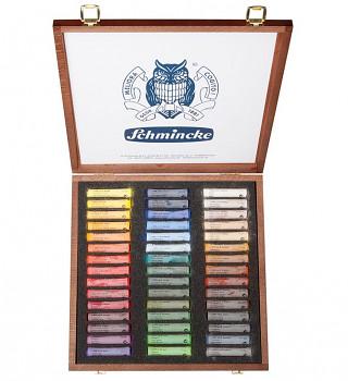 Luxusní sada pastelů Schmincke 45ks